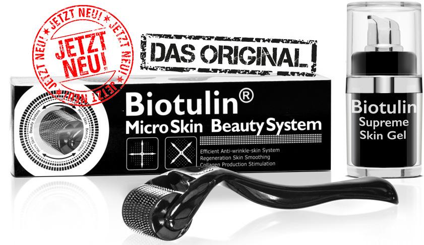Biotulin® MicroSkin BeautySystem – Das Original!