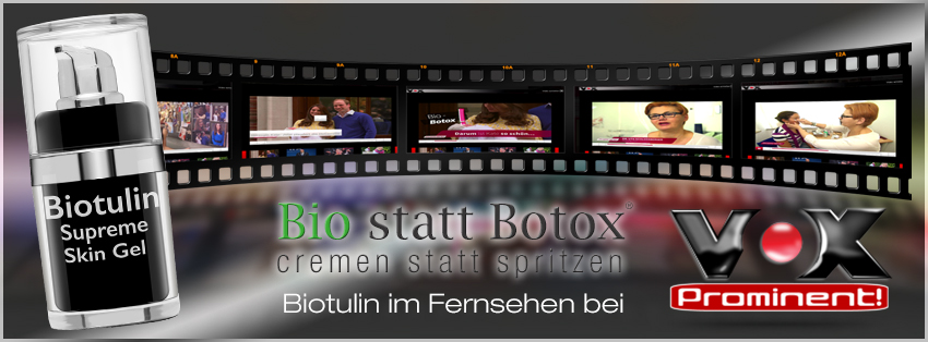 Herzogin Kate Middleton und Biotulin - VOX Prominent berichtet über das Beauty Geheimnis der  Herzogin Kate Middelton ....