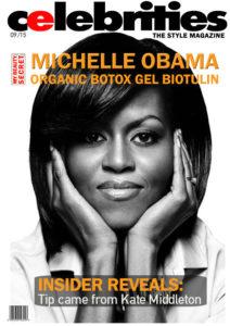 Michelle Obama's Schönheits-Geheimnis