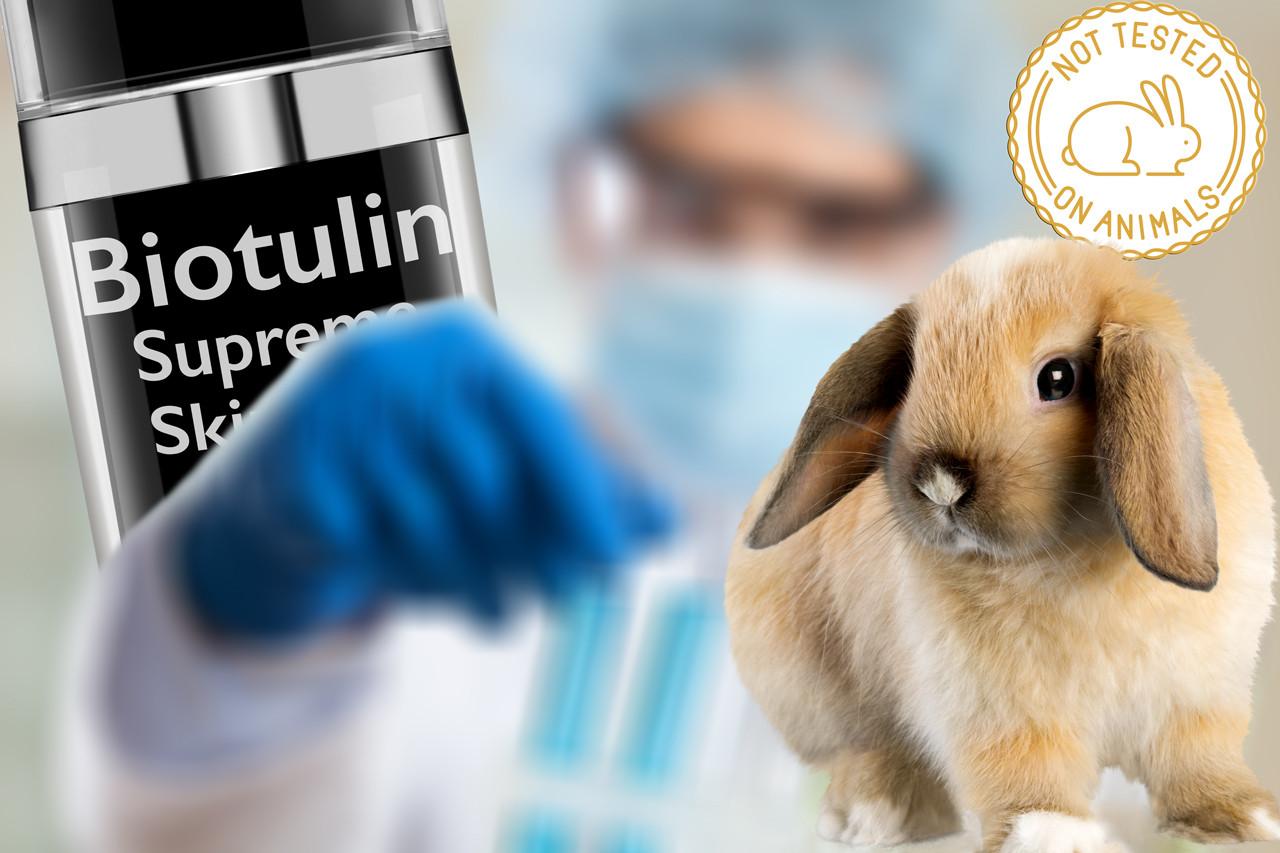 Bio Botox Biotulin keine Tierversuche